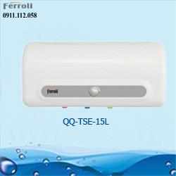 Bình nóng lạnh Ferroli QQ TSE 15L