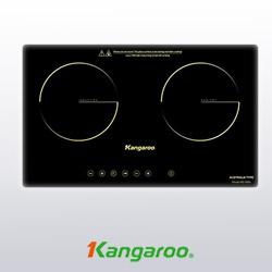 Bếp đôi điện từ hồng ngoại Kangaroo KG499i