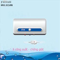 Bình nóng lạnh Ferroli QQ15TE