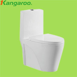 Bồn cầu 1 khối Kangaroo KG 6102
