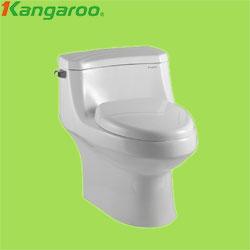 Bồn cầu một khối Kangaroo KG6103