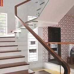 Cầu thang kính 64002