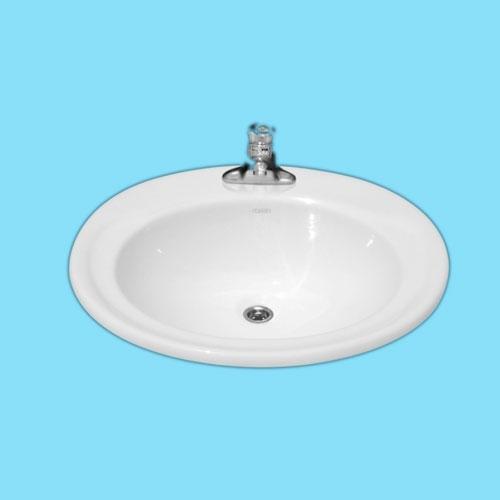 Chậu rửa Lavabo âm bàn Cosani CI04