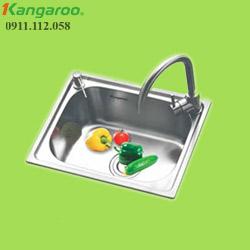 Chậu rửa đơn Kangaroo KG5439