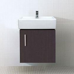 Chậu rửa Cabinet Inax CB0504-5QF-B( màu gỗ đậm)