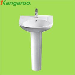 Chậu chân dài Kangaroo KG 6300P