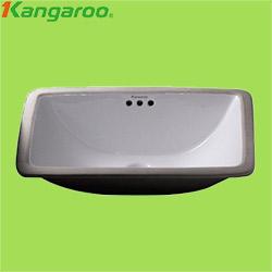 Chậu đặt âm bàn Kangaroo KG 6003