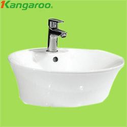 Chậu đặt bàn Kangaroo KG 6000