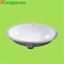 Chậu đặt âm bàn Kangaroo KG 6002