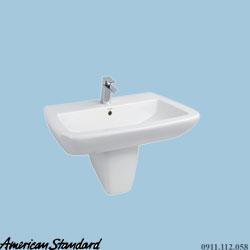 Chậu rửa Lavabo chân lửng WP-F518