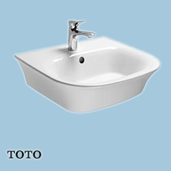 Chậu rửa treo tường Lavabo TOTO LW196K
