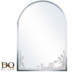 Gương hoa văn DQ4237