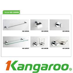 Phụ kiện phòng tắm Kangaroo KG 10000