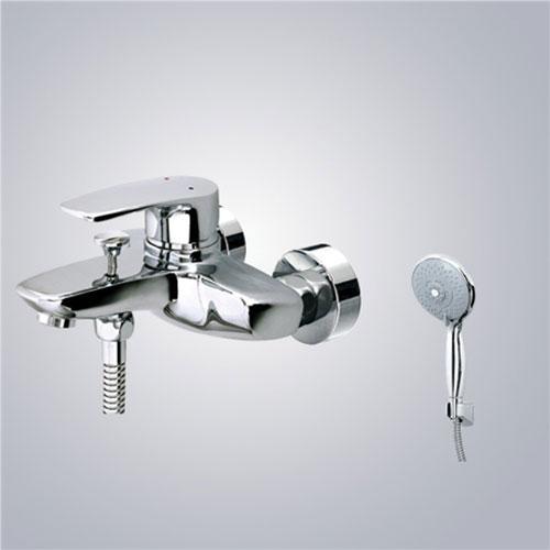 Vòi hoa sen tắm nóng lạnh inax BFV-213S-3c