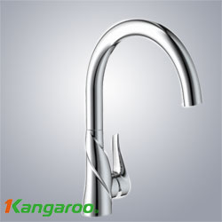 Vòi chậu rửa bát kháng khuẩn Kangaroo KG697