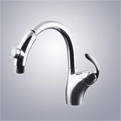 Vòi rửa bát nóng lạnh TOTO TKN34PBTN